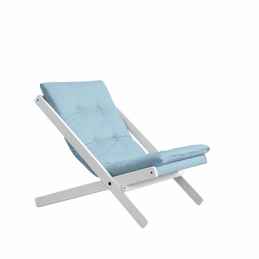 Karup fauteuil Boogie wit
