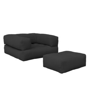 karup slaapfauteuil cube