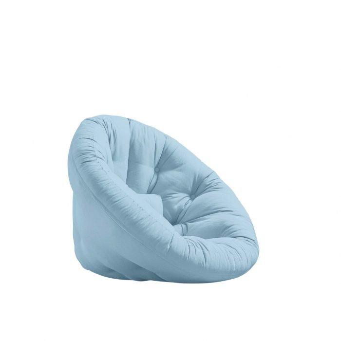 karup slaapfauteuil nest