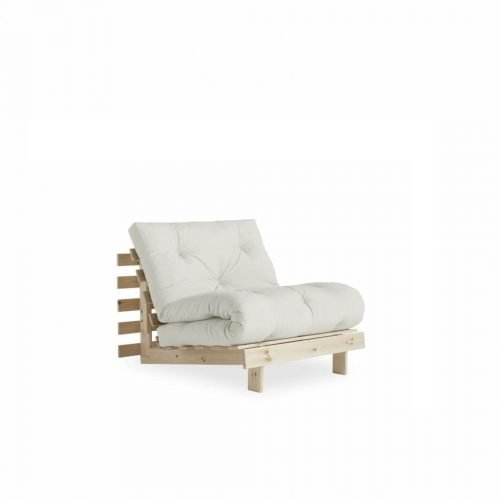 karup slaapfauteuil roots naturel
