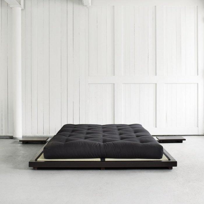 Karup futonbed dock zwart