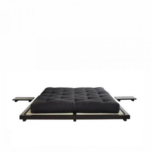 futonbed dock zwart(