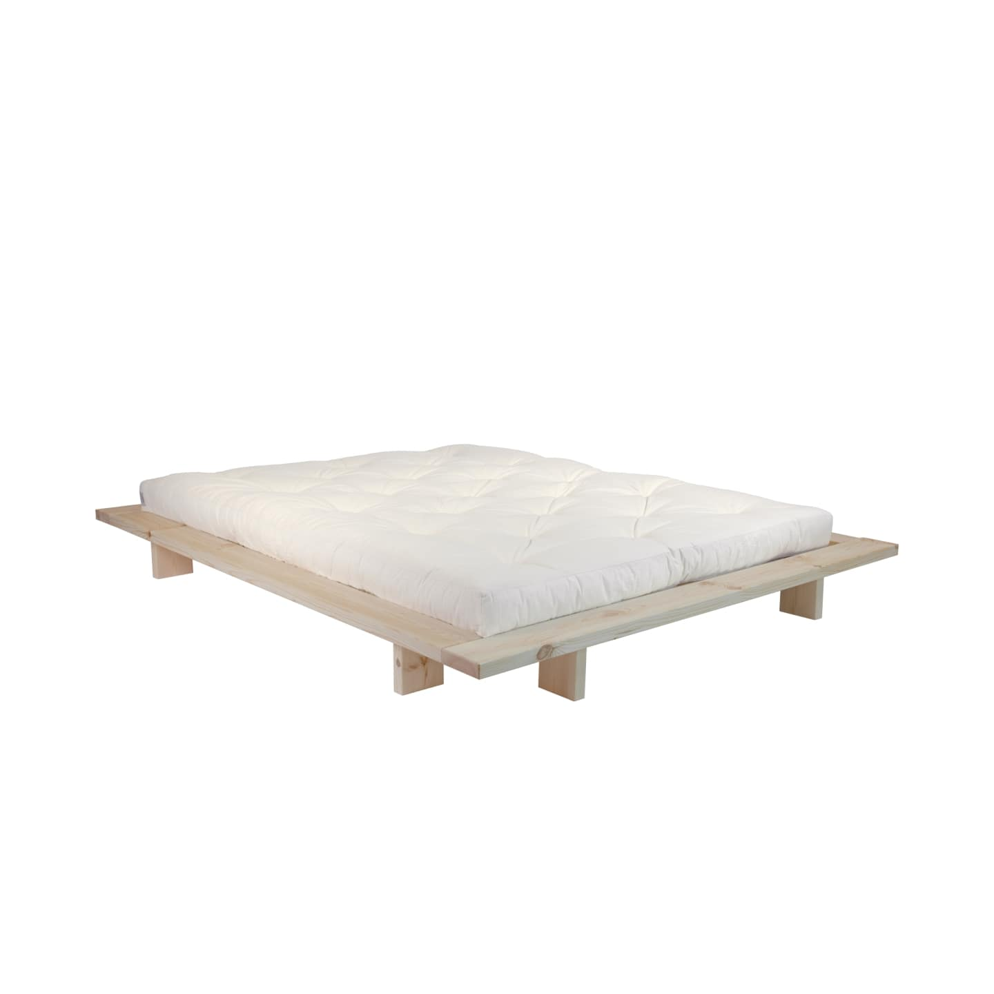 Naam Van Japanse Bedbank.Karup Futonbed Japan Naturel Sasastore Stylish And Space Saving