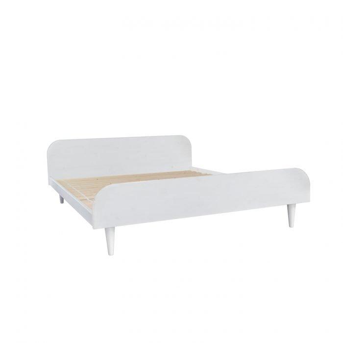 houten bed twist