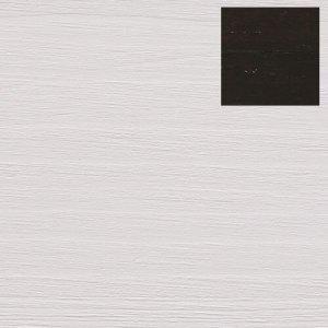 Wit met zwart