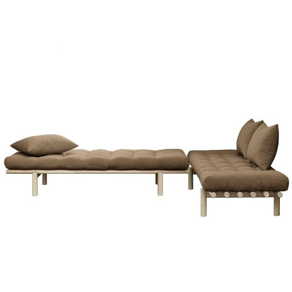 Karup daybed Pace naturel