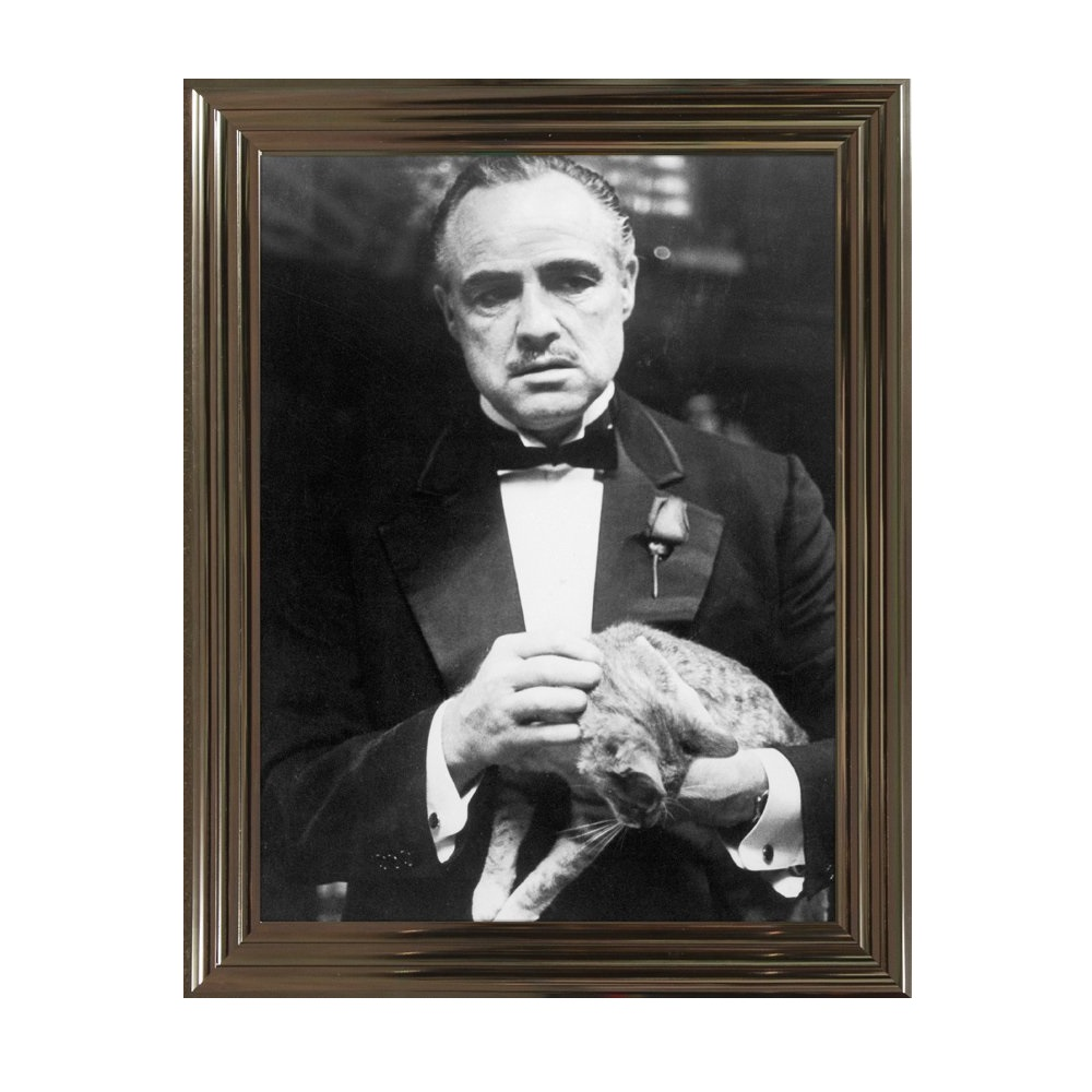 Godfather with cat  (Artworkstore)