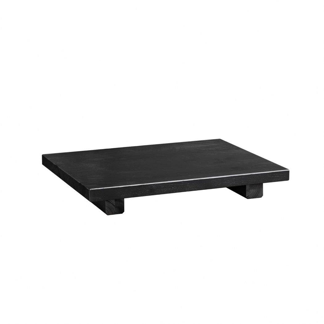 Karup nachttafel Dock zwart
