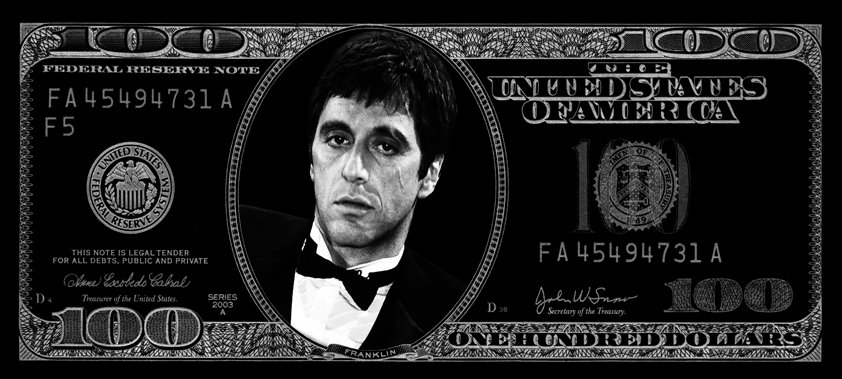 Silver Dollar with Scarface, Specials Aluart