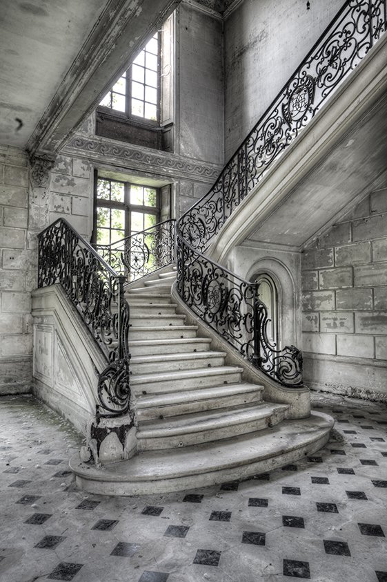 Lacour Transience Luxury Stairs Aluart