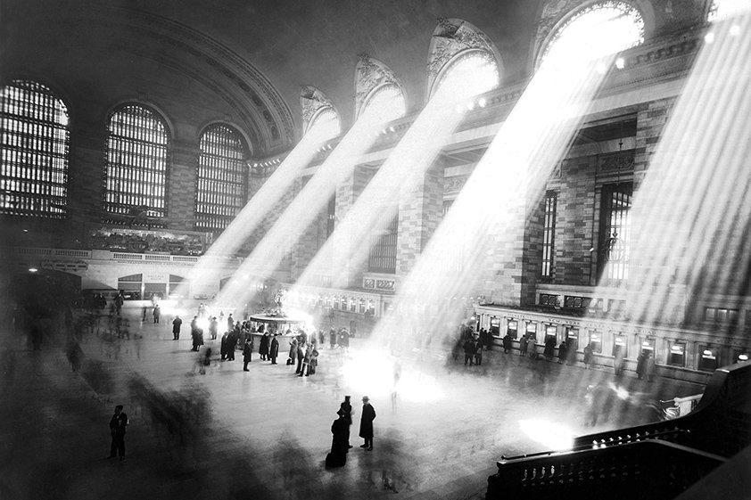 Grand Central Station in New York Aluart