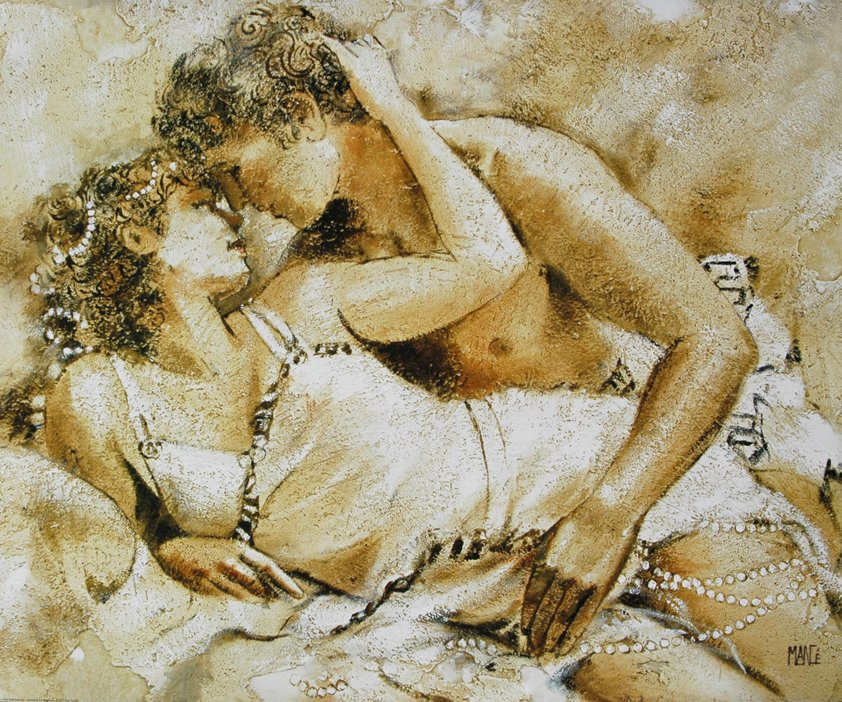 The Touch for Love Aluart