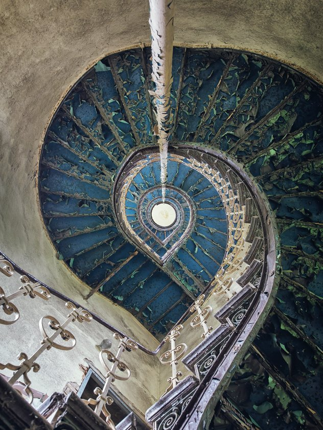LaCour, Incredible Love stair Aluart