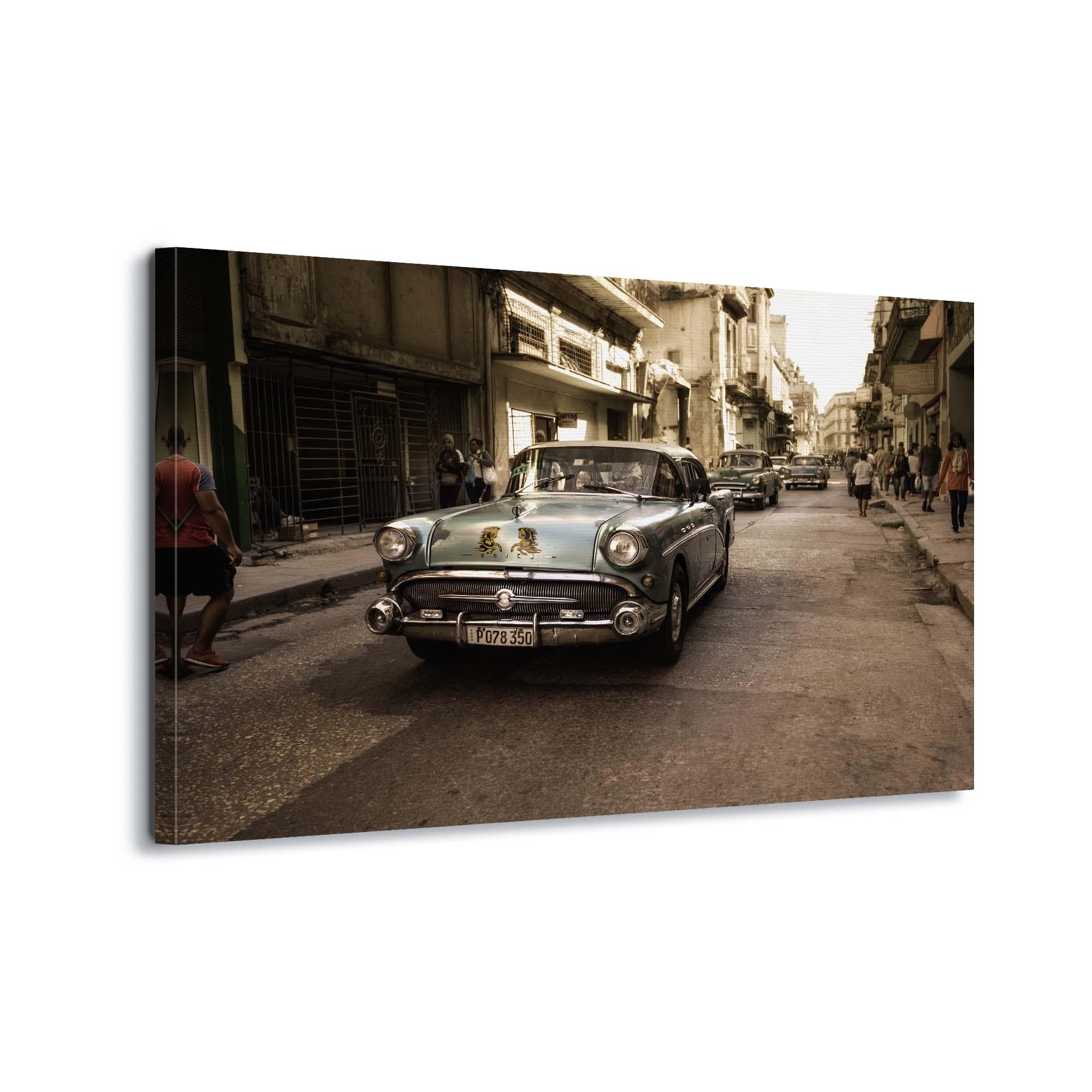 Old Havana Street by Alper Uke