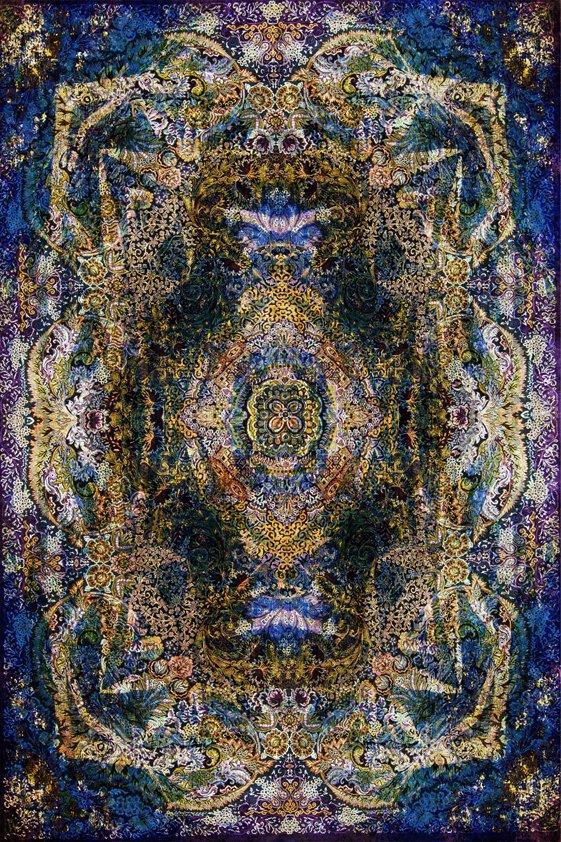 Design Tapijt Mysterious Mosaic