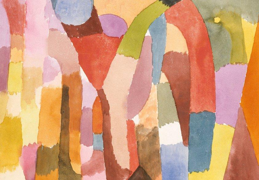 Design Tapijt Colorful Shapes