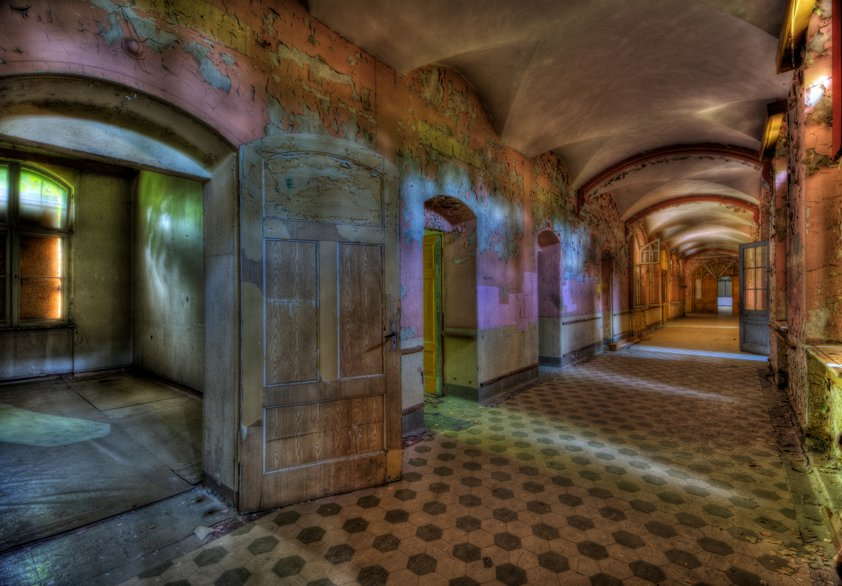 Design Tapijt Abandoned Place