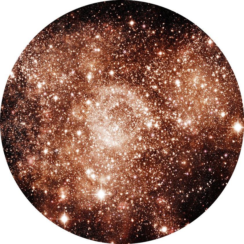 Design Tapijt Mysterious Universe