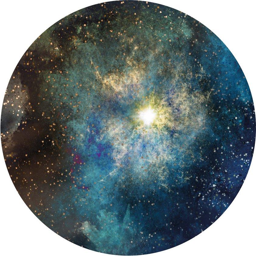 Design Tapijt Sun in the Universe