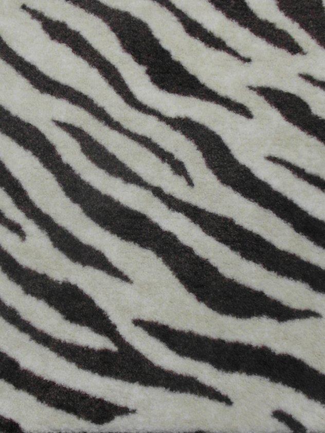 Design Tapijt Zebra Pattern
