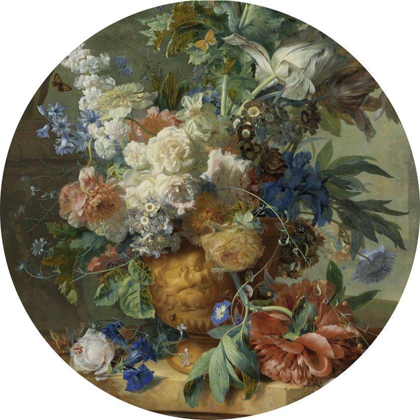 Design Tapijt Old-Fashioned Bouquet