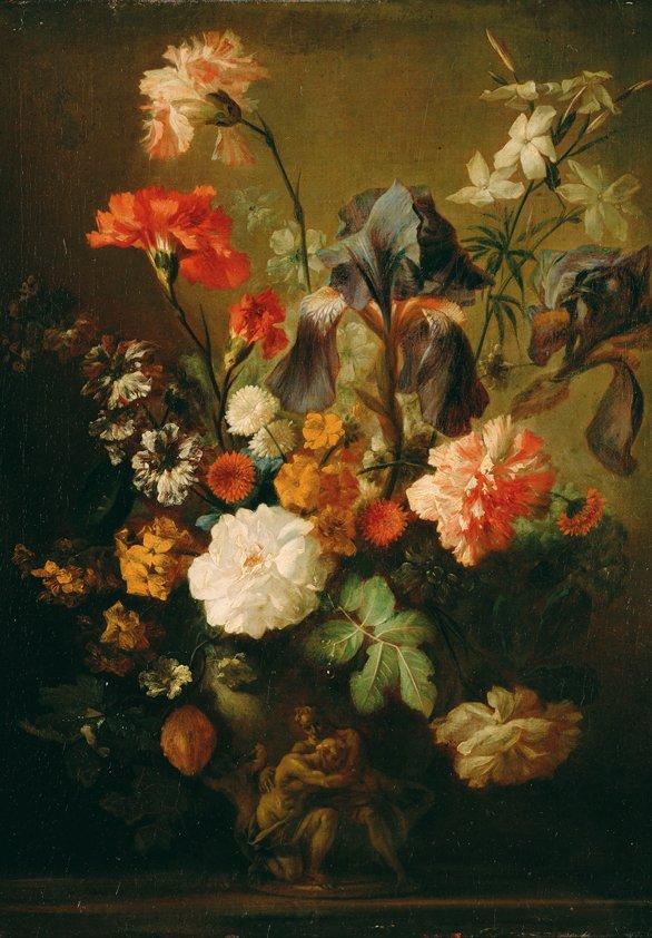 Design Tapijt Bouquet of Flowers