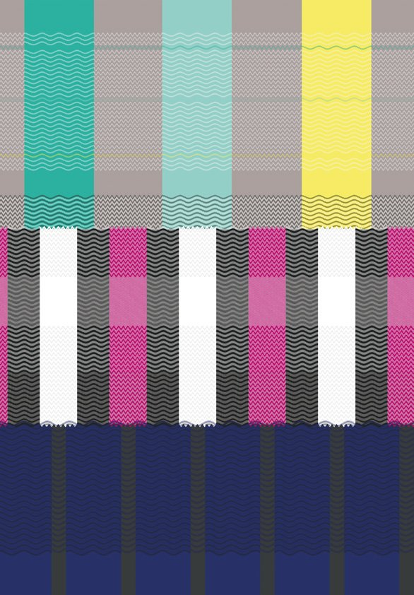 Design Tapijt Color Striped or Not