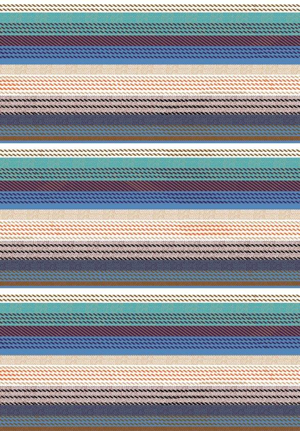 Design Tapijt Patterns in Color