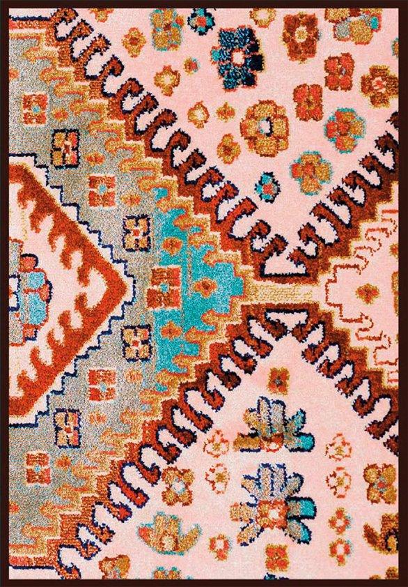 Design tapijt Classic Cuadro Pinos