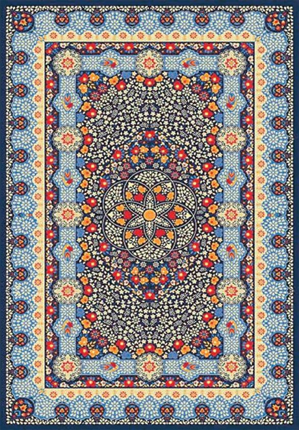 Design Tapijt Mosaic Colorado