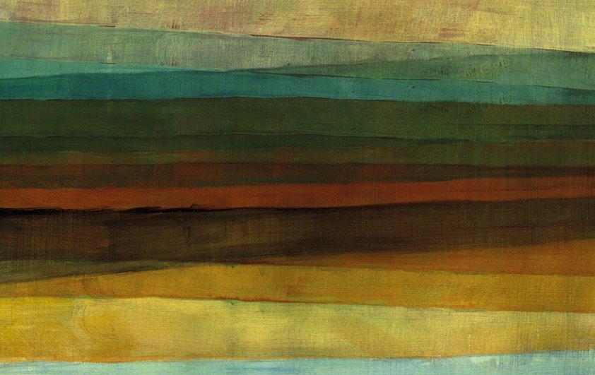 Design tapijt Landscape in Color