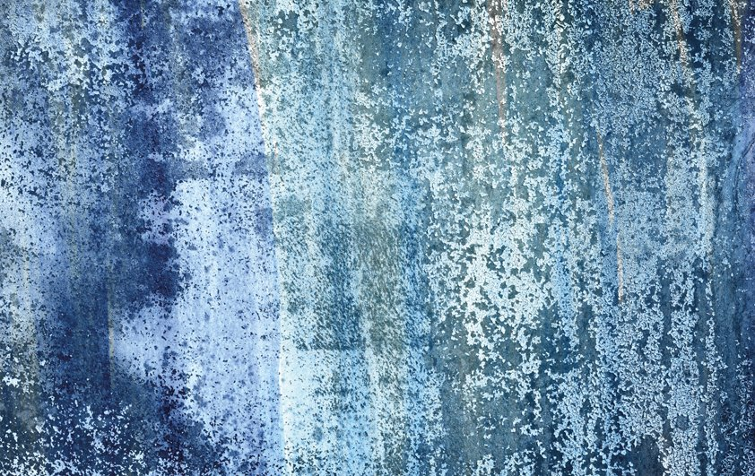 Design Tapijt Classic Blue Ocean