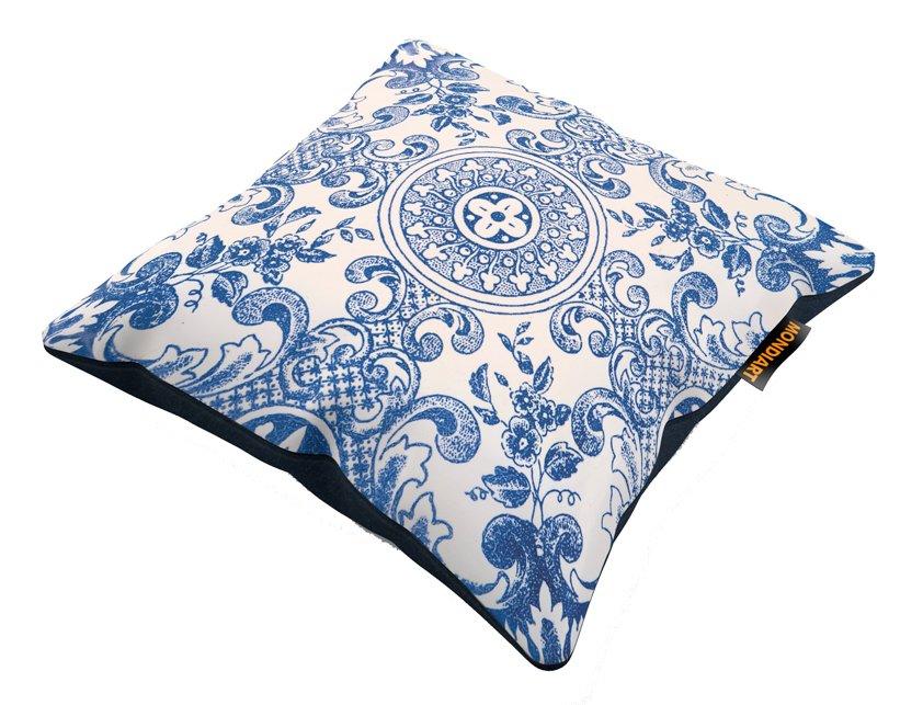 Cushion set/2, Royal Blue 02