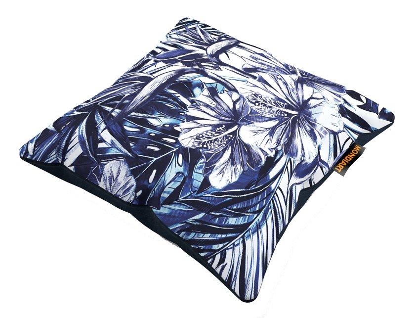 Cushion set/2, Royal Blue 03