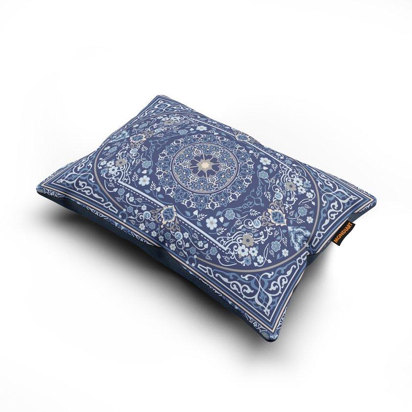 Cushion set/2, Royal Blue 04