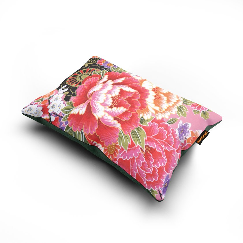 Cushion set/2, Flower Lust