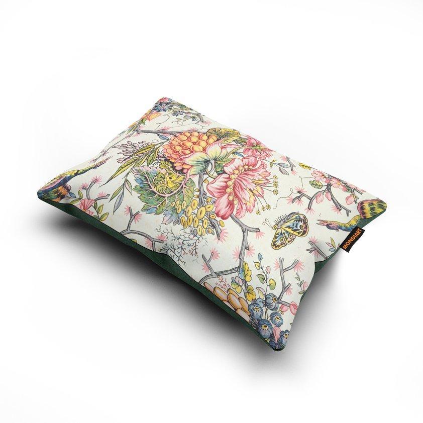 Cushion set/2, Flower wave