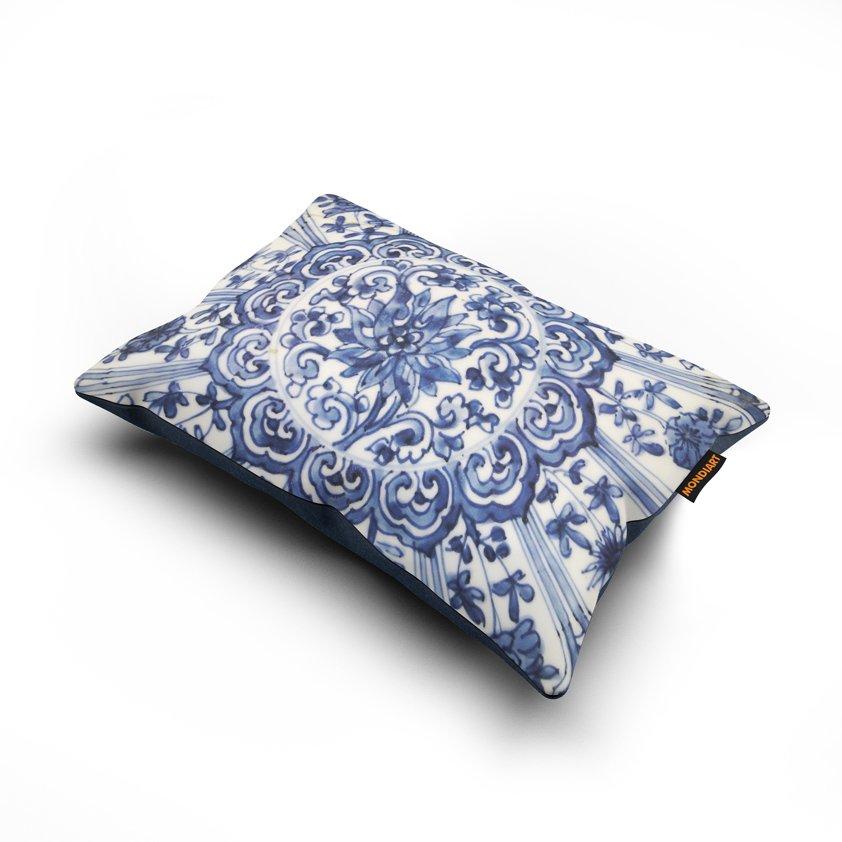 Cushion set/2, Royal Blue 05