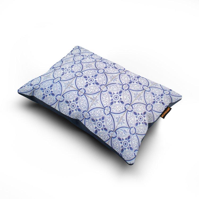 Cushion set/2, Royal Blue 07