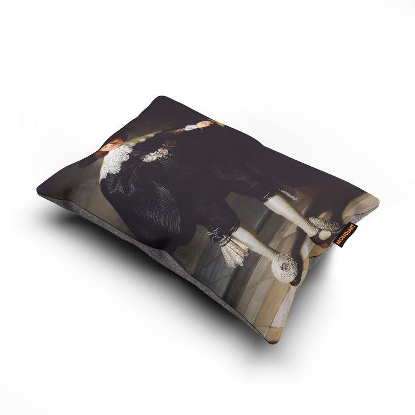 Cushion set/2, Rembrandt 1