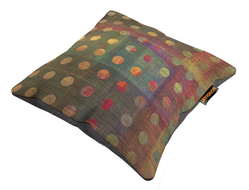 Cushion set/2, Rainbow dots 02