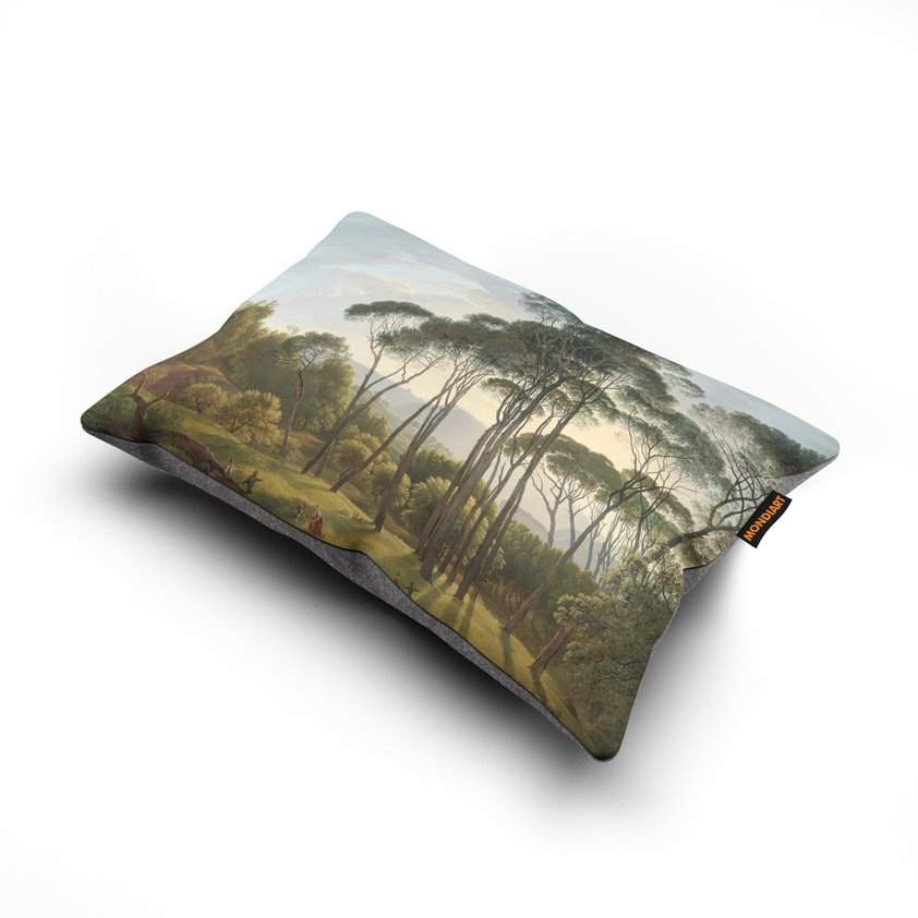 Cushion Set/2, Old Forest