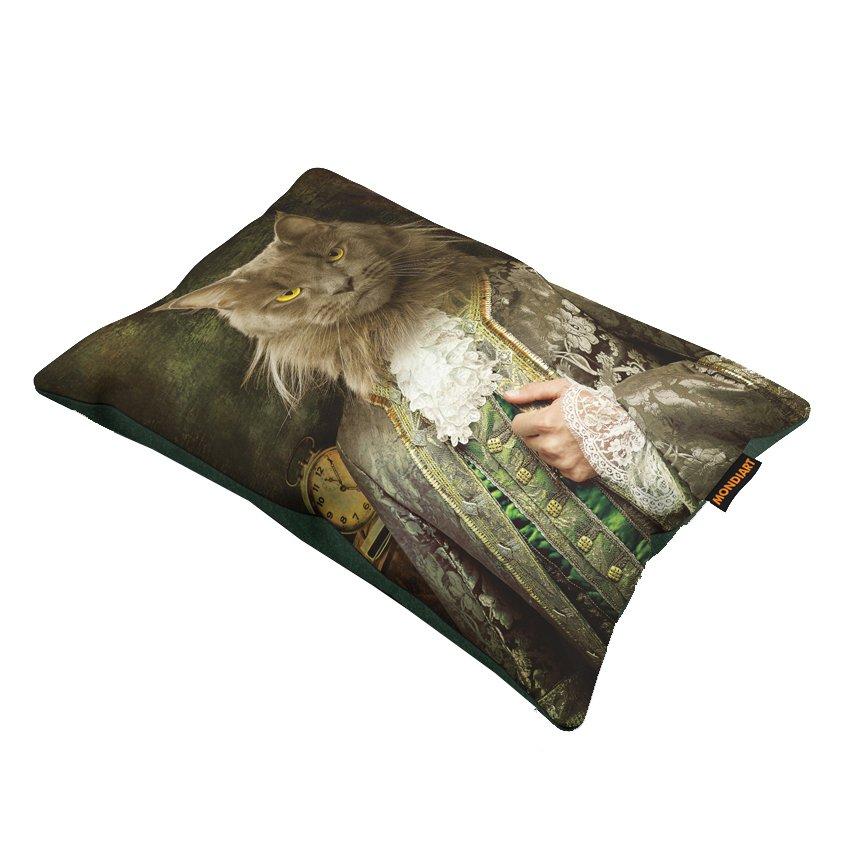 Cushion Set/2, Royal Cat