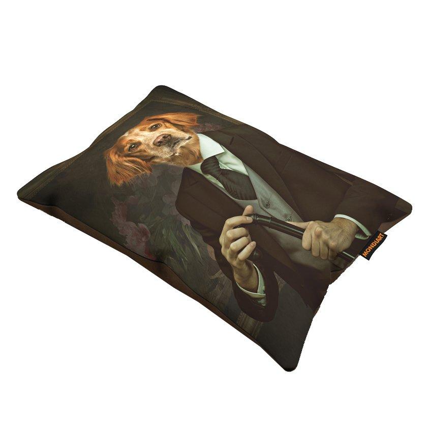 Cushion Set/2, Royal Dog