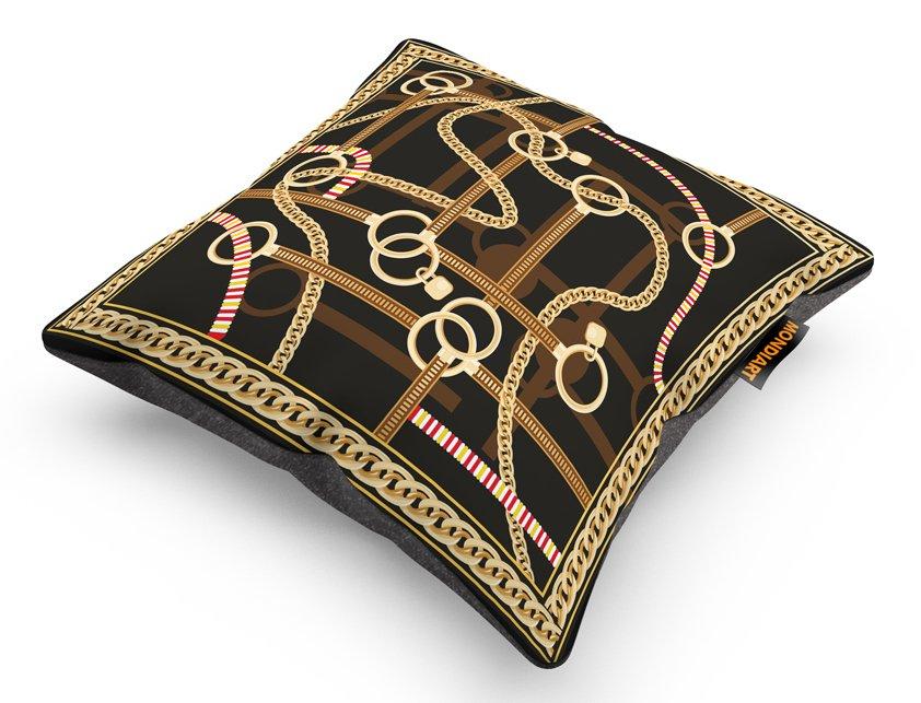 Cushion Set/2, Fashionable Chains