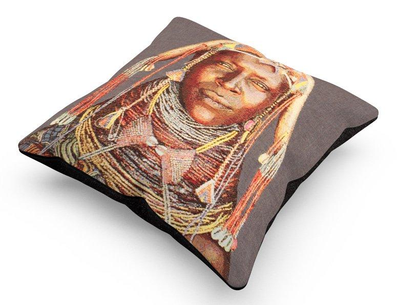 cushion, Mumuhuila