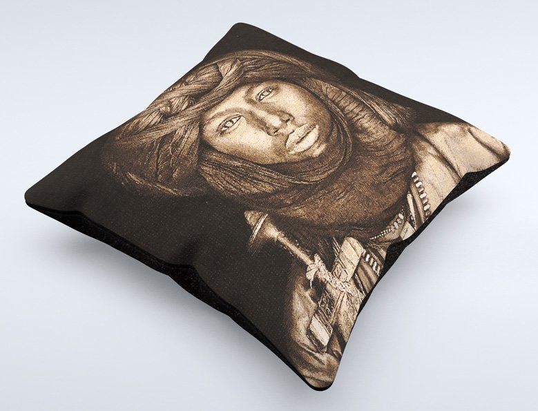 cushion, Dawo Fulani tribe