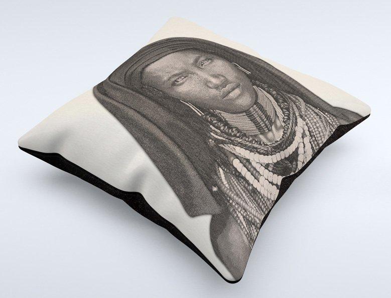 Cushion, Barp Tura