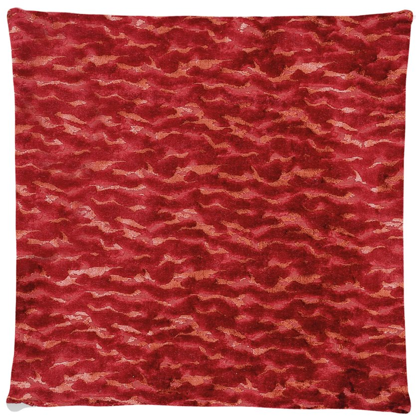 Cushion. Phoebe Red