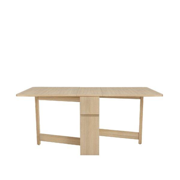 Ruimtebesparende tafel kunga